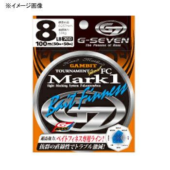 ジーセブン(G-SEVEN)トーナメントジーンMARK1ベイトフィネス100m6LB90cm(透明)×10cm(ピンク)G-3106-B