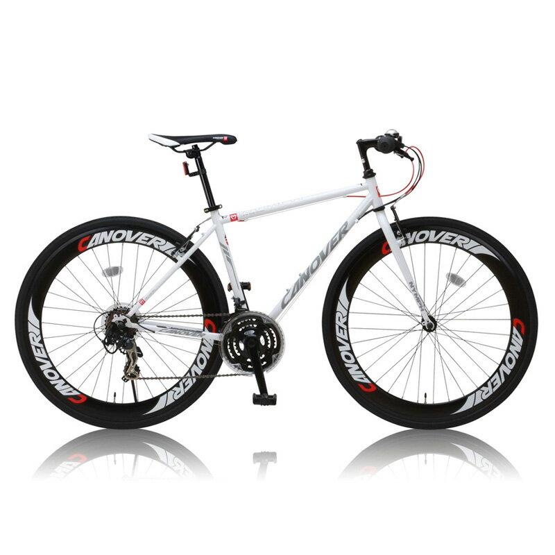 自転車・サイクリング, クロスバイク CANOVER() CAC-025 NYMPH 700C 25599