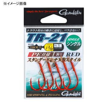 フィッシング, フック・針 (Gamakatsu) TR-21 1 67510