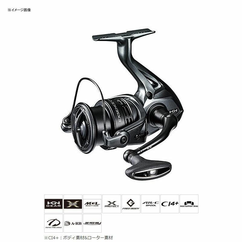 フィッシング, リール (SHIMANO) 18 CI4 4000MXG 03884