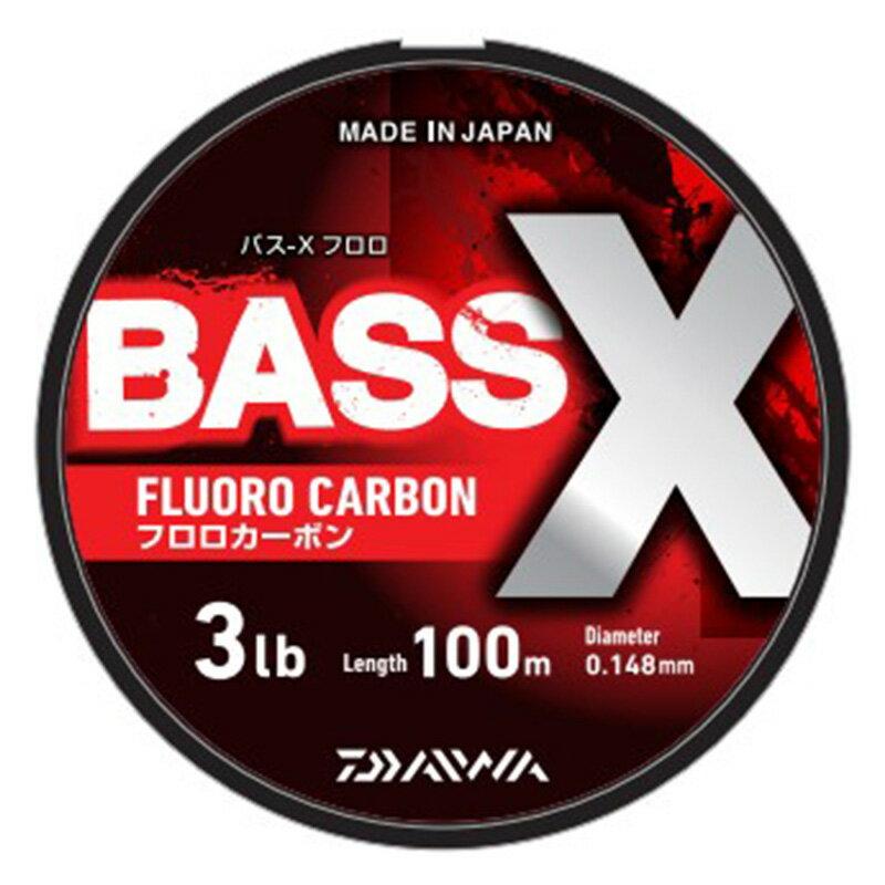 ダイワ(Daiwa)バス-Xフロロ100m4.5号/18lbナチュラル07303491