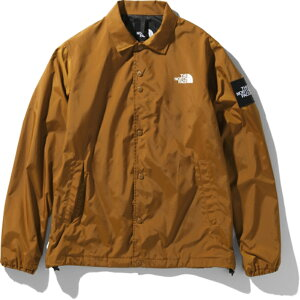 THE NORTH FACE(ザ・ノースフェイス) THE COACH JACKET(ザ コーチ ジャケット) Men's S CL(キャラメルカフェ) NP22030