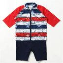 Columbia(コロンビア) Sandy Shores Sunguard Suit サンディショアーズサンガードスーツ Kid's 2T 100(Americana) AC0020