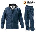 マック(Makku) フェニックス2 ユニセックス LL ネイビー AS-7400