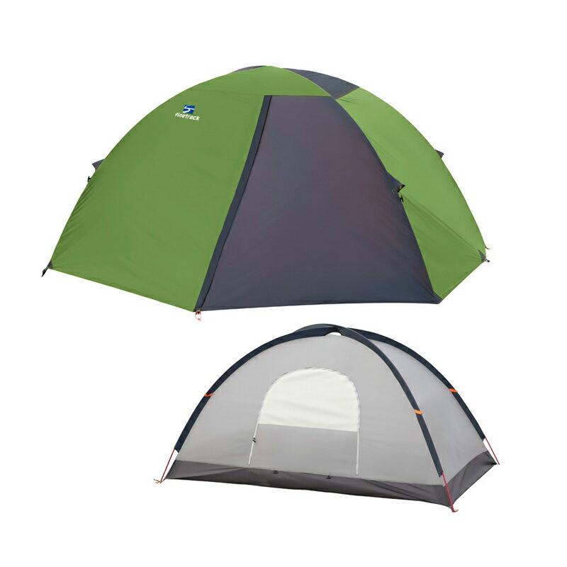 テント・タープ, テント (finetrack) 2 GRGY() FAG0312