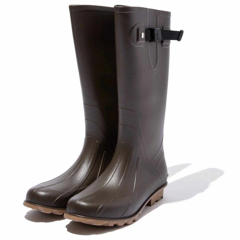 登山・トレッキング, 靴・ブーツ (KiU) LONG RAIN BOOTS L BR K83L-912