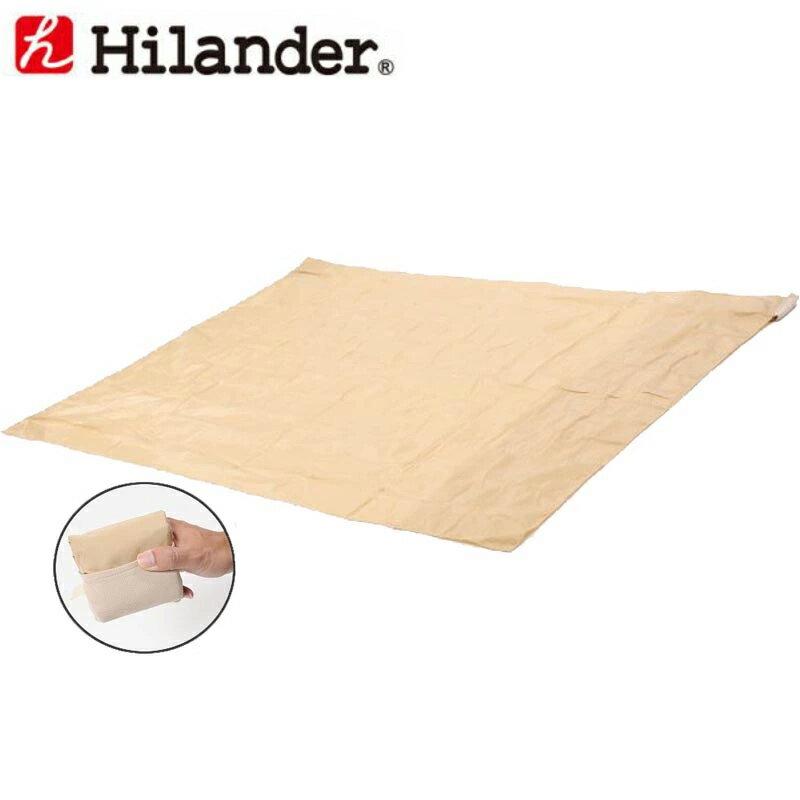 Hilander(ハイランダー)コンパクトレジャーシートHCA0196
