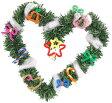 クリスマスリース作り 417 季節・行事/クリスマス・サンタ・もみの木・プレゼント/4521718004174 アーテック