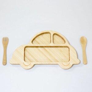 カー14 プレートセット FC-14-004 / FUNFAM / 出産祝い 離乳食 ファンファン 食器セット 男の子 女の子 日本製 / 4562364815561