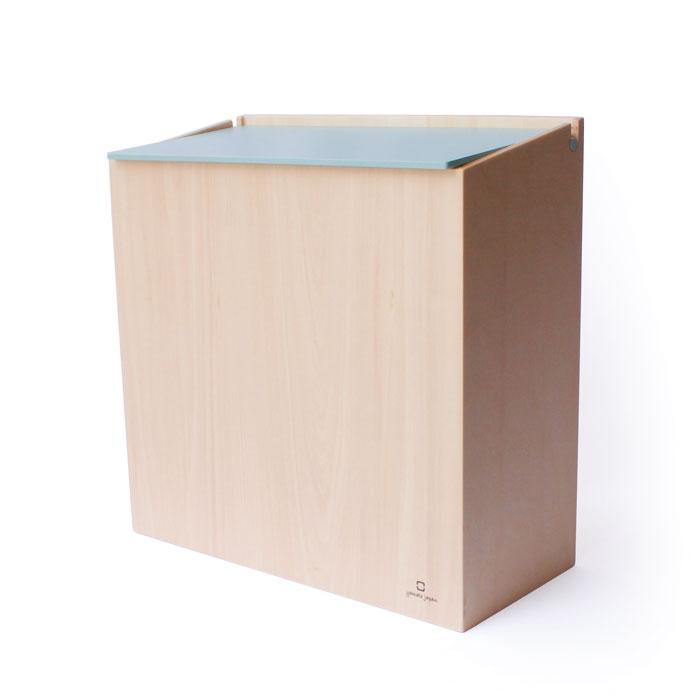 インテリア・寝具・収納, ゴミ箱  yamatojapan YK19-101 SLIM DUST NPBG 4560157626448