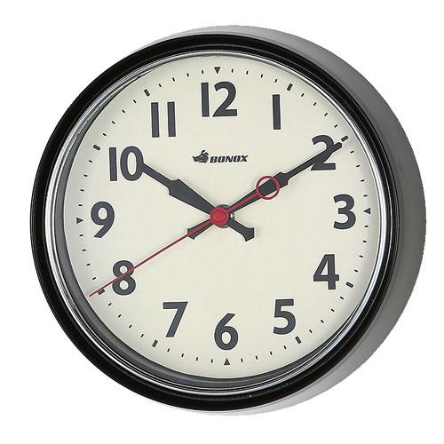 WALL CLOCK BLACK ブラック/S426-207BK ウォール クロック 壁掛け 時計 掛け時計 DULTON(ダルトン)