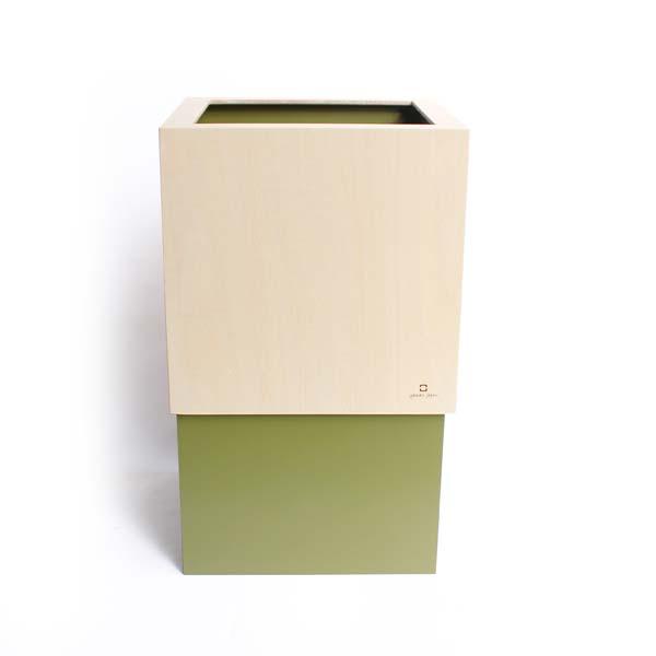 インテリア・寝具・収納, ゴミ箱 NEWW CUBE M YK09-020Ov !4DUST BOX11yamato japan