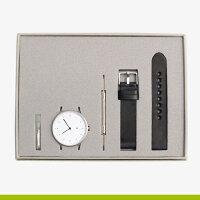 INSTRMNT(インストゥルメント)01-CBS/B103【シルバーxブラック】腕時計時計ウォッチ