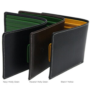 Whitehouse Cox(ホワイトハウスコックス)Holiday Line 2016-17 -7532 NOTECASE WITH COIN CASE 二つ折り財布