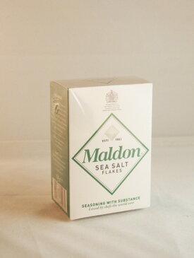 マルドン シーソルト  Maldon SEA SALT FLAKES