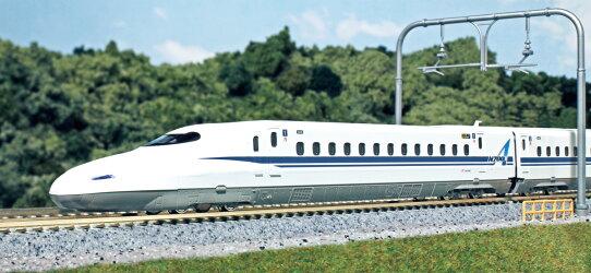 KATONゲージ鉄道模型スターターセットSPE5系新幹線[はやぶさ]10-001