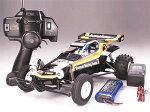 TAMIYAタミヤ電動RCカーOFF-ROADオフロードモデル1/10RCRCトラクター・くまモンバージョン(WR-02Gシャーシ)ラジコン58601