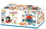 LaQラキューベーシックシリーズ【ベーシック801L003447】BASIC知育玩具ブロック