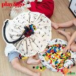 Play&gominiプレイアンドゴーミニお片付けバッグ&プレイマットミニチェリーPG9978