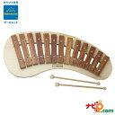 ボーネルンド オリジナル パレットシロフォン 木琴 知育楽器