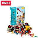 ブリオ BRIO 木のおもちゃ ビルダーアクティビティセット 34588 1