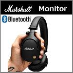 MarshallヘッドホンMonitorBluetoothBlack