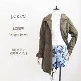SPECIAL PRICE♪【SALE】【J.CREW】ジェイクルー ミリタリー フィールド コート/GREEN KHAKI【あす楽対応】