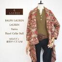 【SALE】【LAUREN by Ralph Lauren】ラルフローレン ローレン ネイティブ柄 ショール カーディガン/MULTI【あす楽対応】セーター