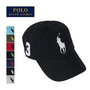 ポロ ラルフローレン メンズ レディース キャップ ビッグポニー ナンバリング キャップ 帽子 POLO Ralph Lauren Cap 男性用 女性用