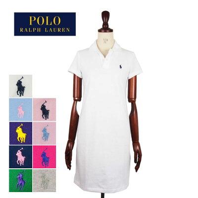 【メール便送料無料】ポロ ラルフローレン レディース ポニー ワンポイント メッシュミニ ポロワンピース POLO Ralph Lauren THE MESH MINI Polo Dress メール便可