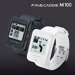 ゴルフナビゴルフGPS新製品ファインキャディ(FineCaddie)M100