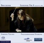 ブルックナー:交響曲第8番(1887年版)(ハンブルク・フィル/ヤング)[SACD]
