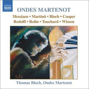 【2枚以上で送料無料】オンド・マルトノのための音楽集
