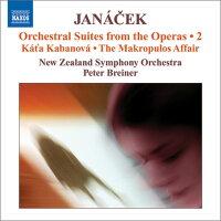 ヤナーチェク:オペラからの管弦楽編曲集3
