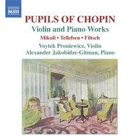 ショパンの弟子たちによるヴァイオリンとピアノのための作品集