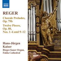 レーガー(1873-1916):オルガン作品集第11集