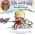 プロコフィエフ:ピーターと狼/プーランク:子象ババールのお話/ブリテン:青少年のための管弦楽入門(ハンフリーズ/メルボルン響/ランチベリー)