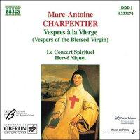M.-A.シャルパンティエ:聖母マリアの夕べの祈り