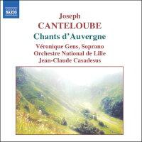 カントルーブ:オーヴェルニュの歌(選集)