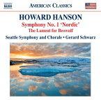 ハンソン:交響曲全集1- 交響曲第1番/ベオウルフの哀歌