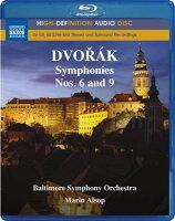 ドヴォルザーク(1841-1904):交響曲第6番&第9番[Blu-rayAudio]