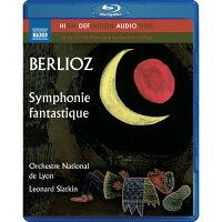 ベルリオーズ:幻想交響曲(第2楽章のコルネット付きヴァージョン入り)・序曲「海賊」[Blu-RayAudio]