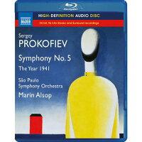 プロコフィエフ:交響組曲「1941年」&交響曲第5番
