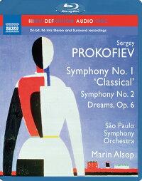 プロコフィエフ:交響曲第1番「古典」&第2番、交響的絵画「夢」