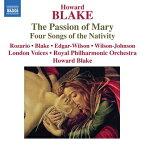 ブレイク:メアリーの受難&キリスト降誕の4つの歌