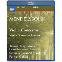 メンデルスゾーン:ヴァイオリン協奏曲ホ短調・ニ短調他