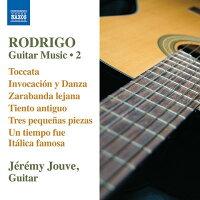 ロドリーゴ:ギター作品集