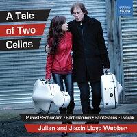 2台のチェロの物語(2台チェロのための作品集)