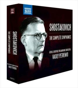 ショスタコーヴィチ:交響曲全集[Box set,11CDs]