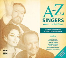 ATOZシンガーズ[4CDs]